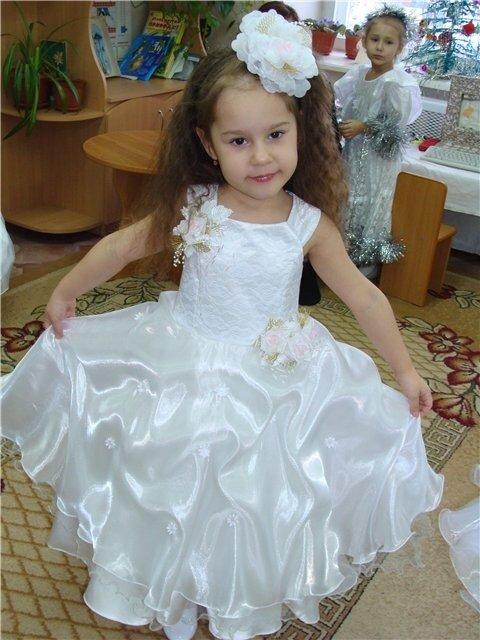 Автор:Admin. выкройка нарядного платья на девочку.