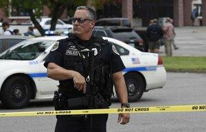 В США неизвестный открыл стрельбу – два человека убито