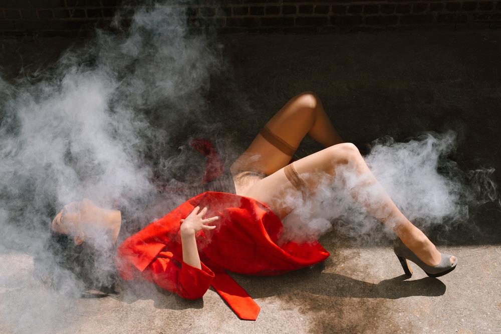 Провокационные снимки Николы Таминжича