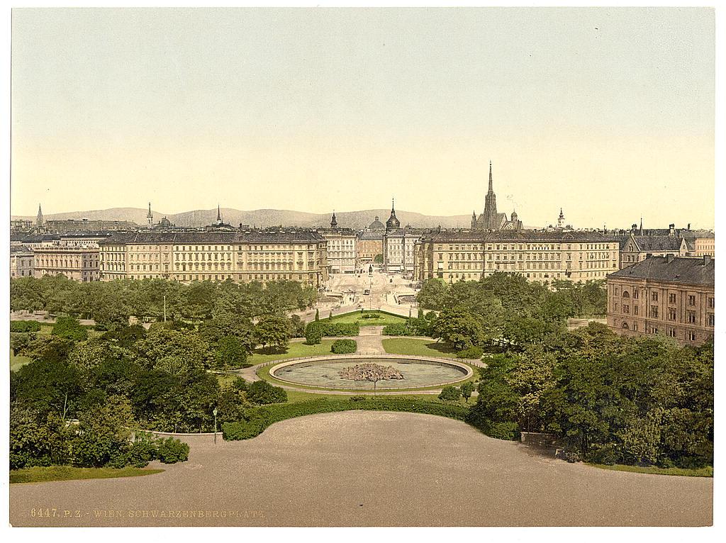 Вена в 1890 - 1900 годах. 0_6038b_1fb2755c_orig