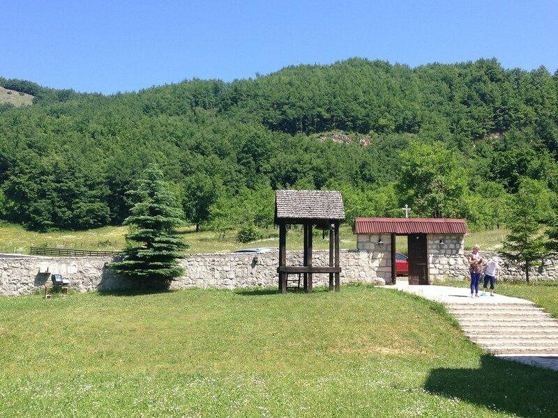 Пивский монастырь в Черногории