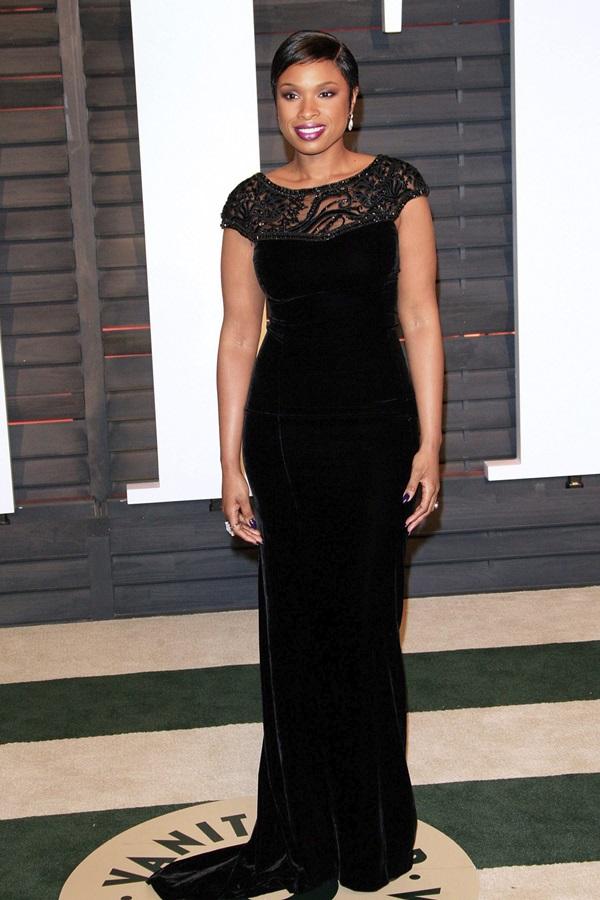 Vanity Fair. Наряды знаменитостей на вечеринке «Оскар-2015»