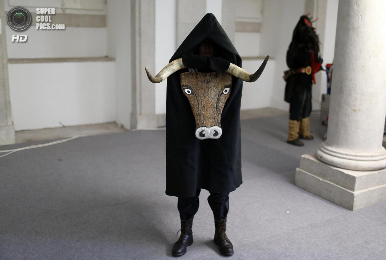 Фестиваль иберийских масок