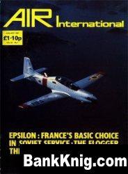 Журнал Air International 1987 №1(v.32 n.1)