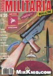 Журнал Armes Militaria Magazine №20