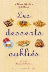 Книга Les Desserts oublies