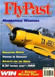 Журнал FlyPast №1 1996
