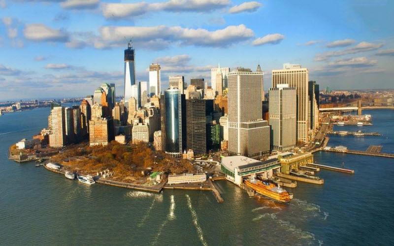 Факты про Нью-Йорк