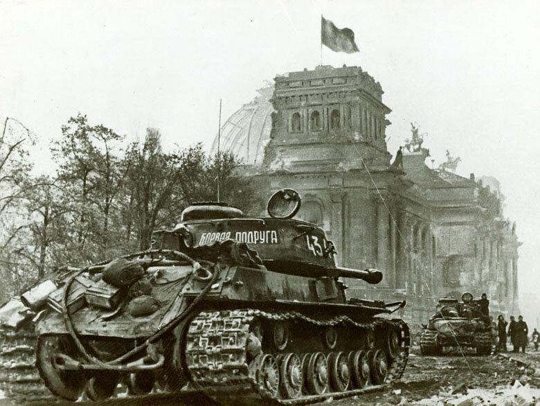 памятник танк ИС-2 в Белгороде