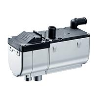Предпусковой подогреватель двигателя Eberspacher HYDRONIC B4WS 12В (20.1866.05.0000)  с монтажным комплектом, выносной помпой