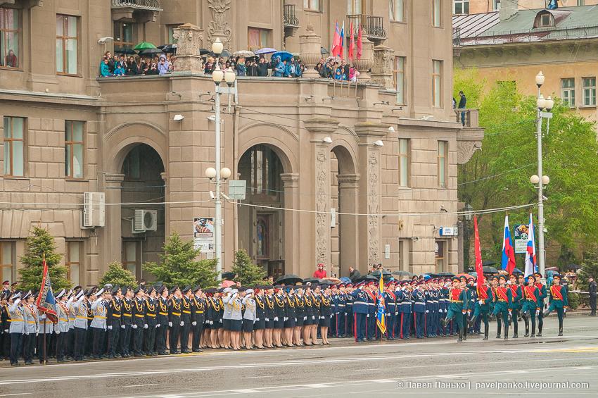 Парад 9 мая 2015