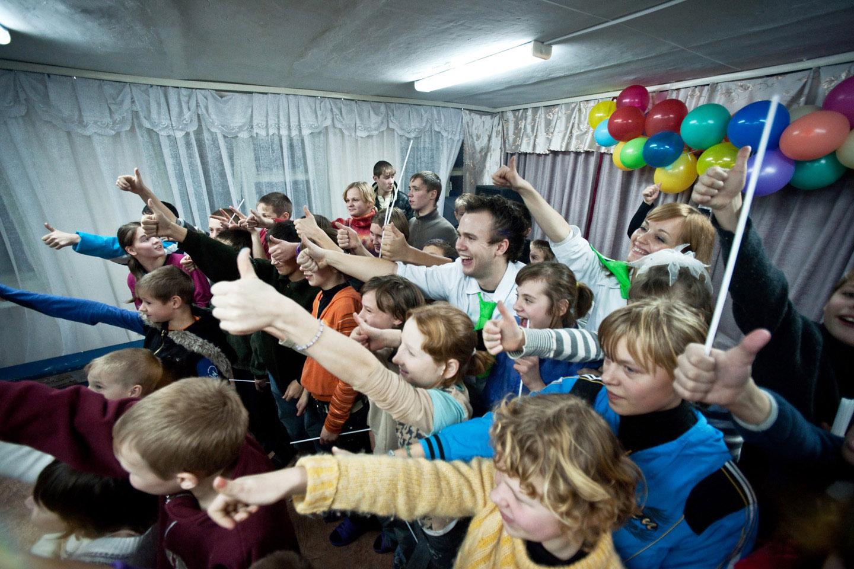 Каждый ребенок - чудо. Профессиональный фотограф Кирилл Кузьмин