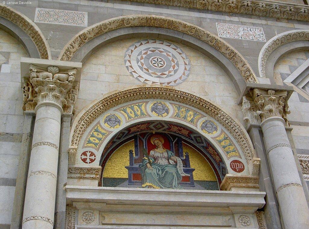 Пизанский собор.