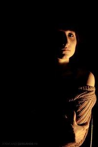 Портрет девушка, портрет, Анна, фотография, тени, фотосессия, фотосессия в студии