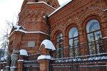 усадьба Железнова, декабрь 2010
