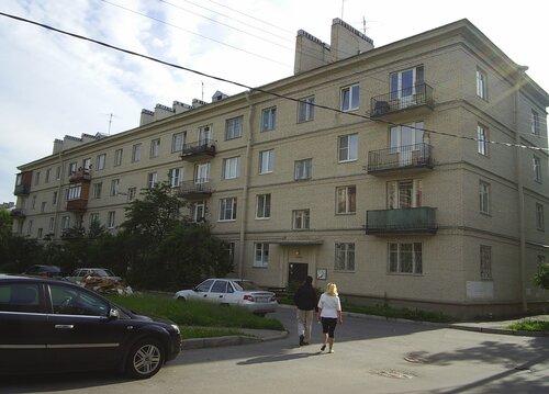 ул. Пограничника Гарькавого 6к1