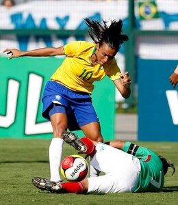 Бразильянка Марта
