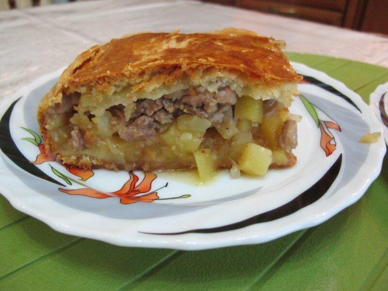 пирог с уткой...triinochka.ru/