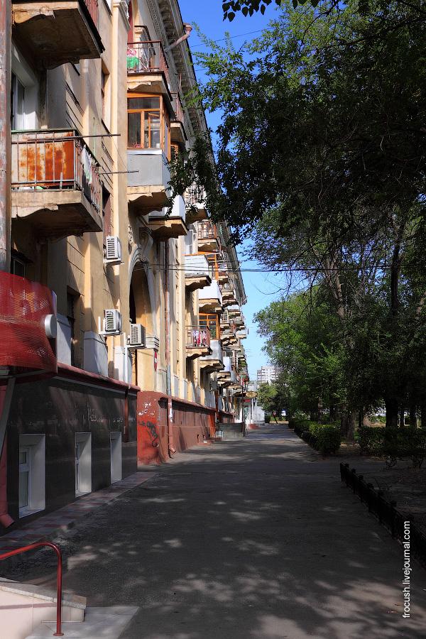 Дом 36 по проспекту Ленина