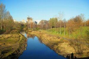 Яуза...Москва