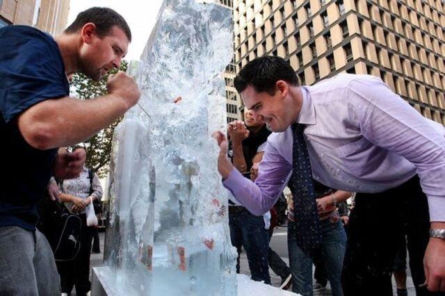 ледяные деньги