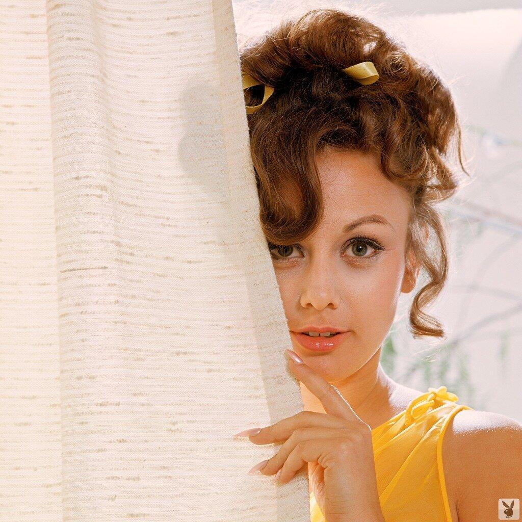 девочки Playboy. Fran Gerard, 1967