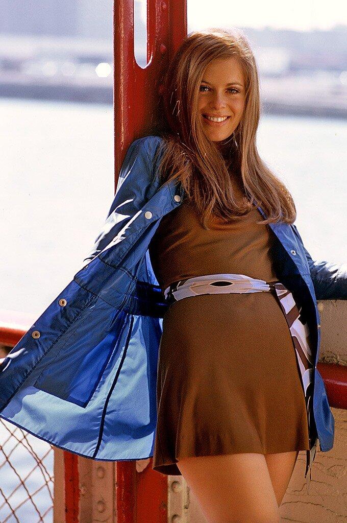 девочки Playboy 1970