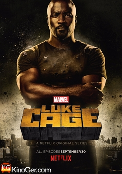 Marvels Luke Cage - Staffel 01 (2016)
