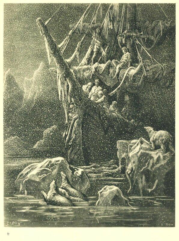 Сказания о старом мореходе скачать книгу