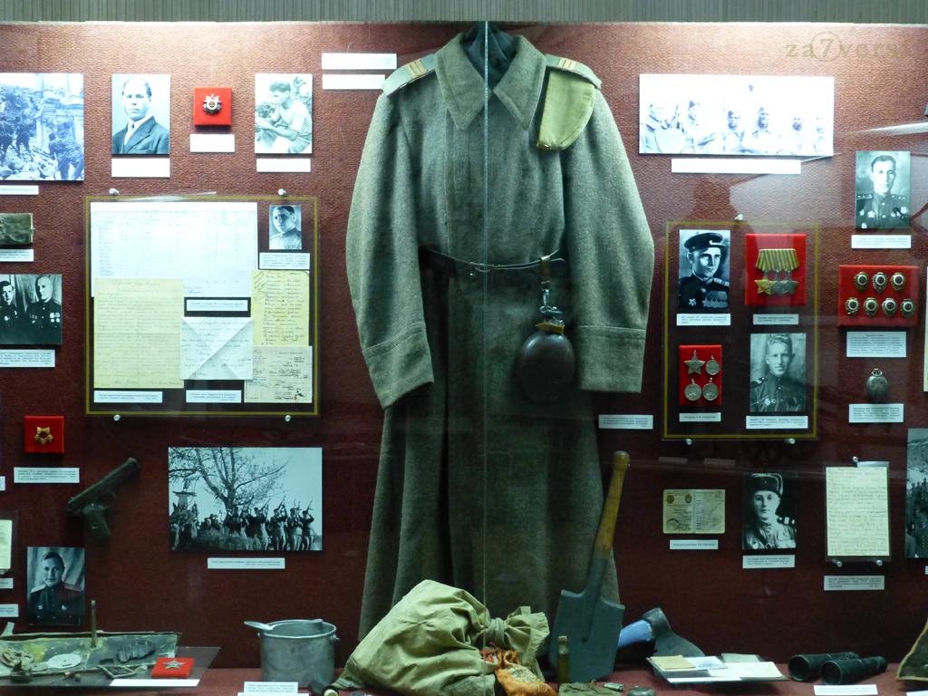 Диорама «Штурм Сапун-горы 7 мая 1944 г.» в Севастополе (Крым)
