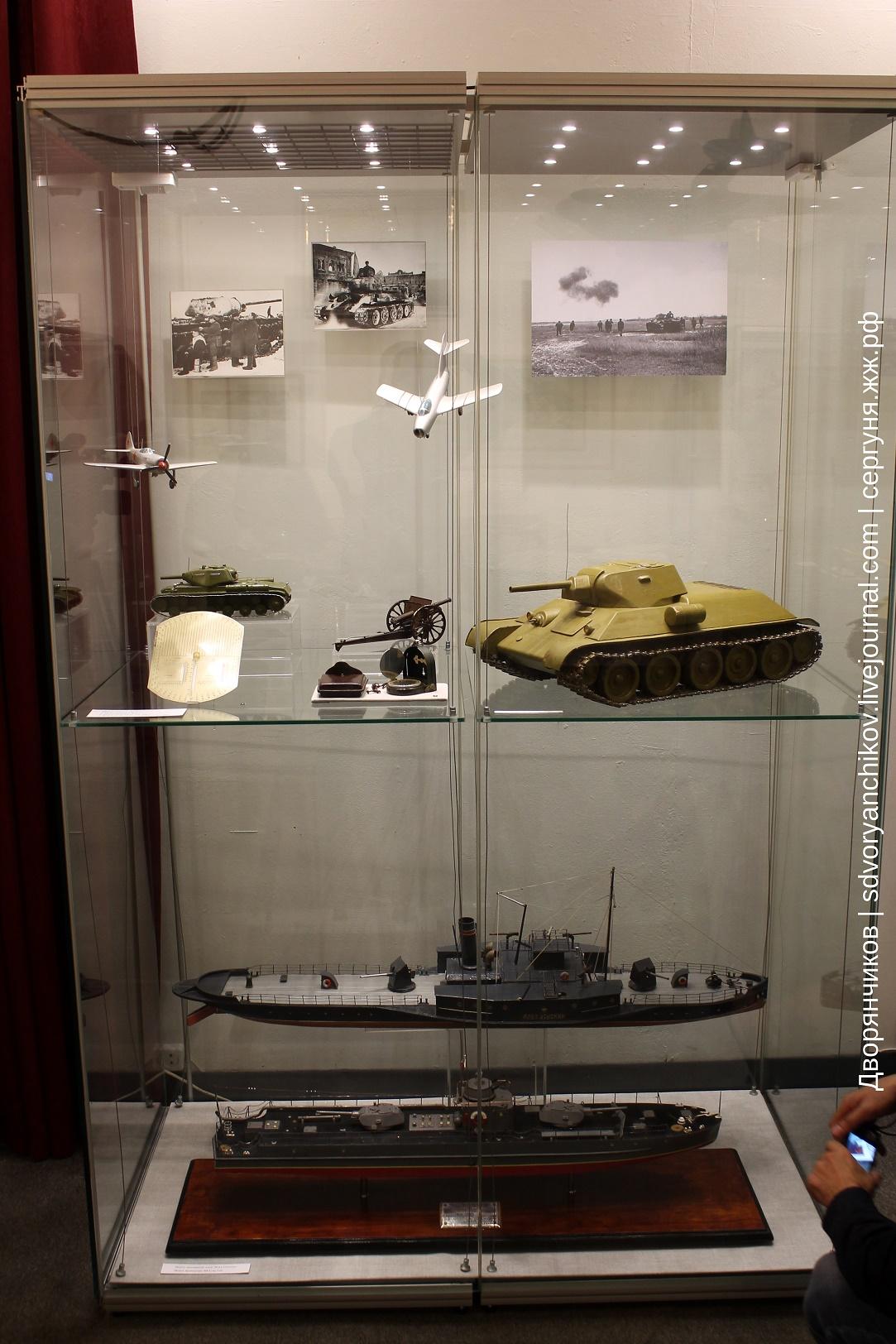 МИМ - Военная техника в миниатюре
