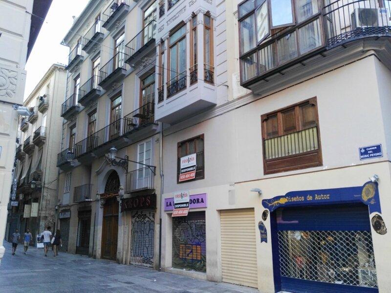 Арендный бизнес испании