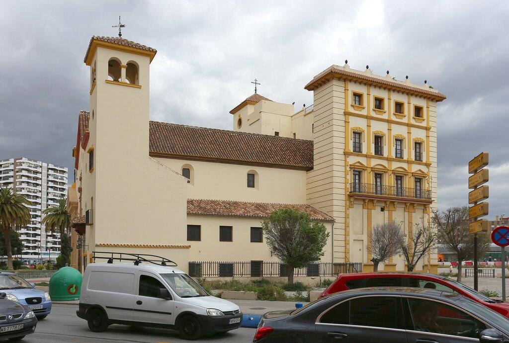 Малага. Церковь Святого Петра (Iglesia de San Pedro)