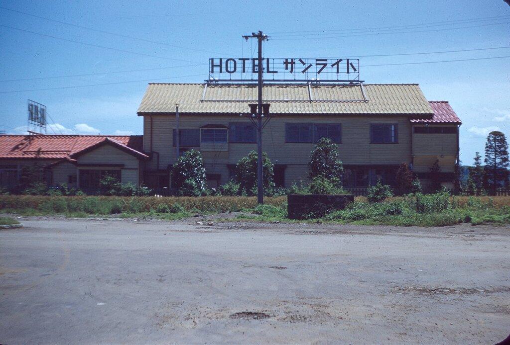 Hotel near Fuchu