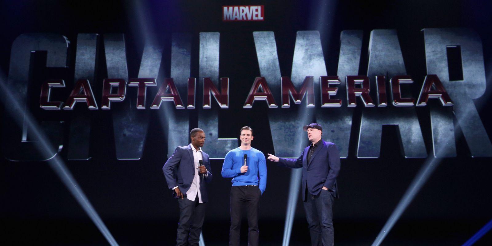 2016-й станет годом войны супергероев не только в мире студии DС Comics, но и во вселенной Marvel. К