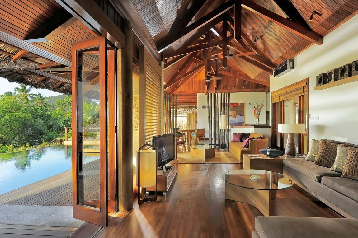 Курорт Constance Lemuria на Сейшельских островах
