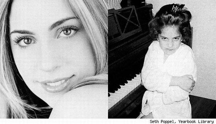 Раньше Lady Gaga звалась Стефани Германотта, такая она смешная, смотрите если не видели.