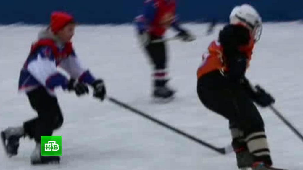 Ребенок скончался вПодмосковье после хоккейной тренировки