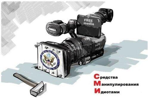 Россия и Запад: Политика в картинках #27