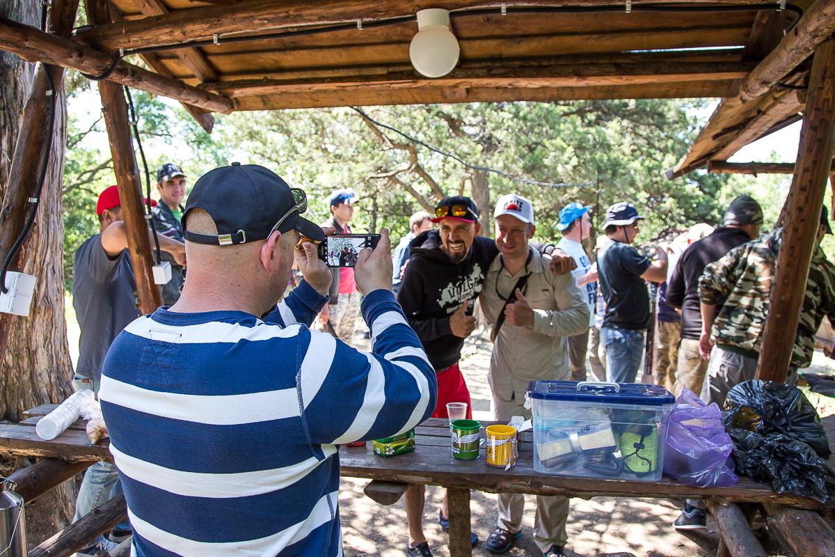 Андрей Старков рыбалка ультралайт в Анапе
