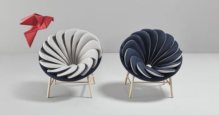 Designed for Spanish furniture manufacturer Missana , designer Marc Venot , has created an armchair