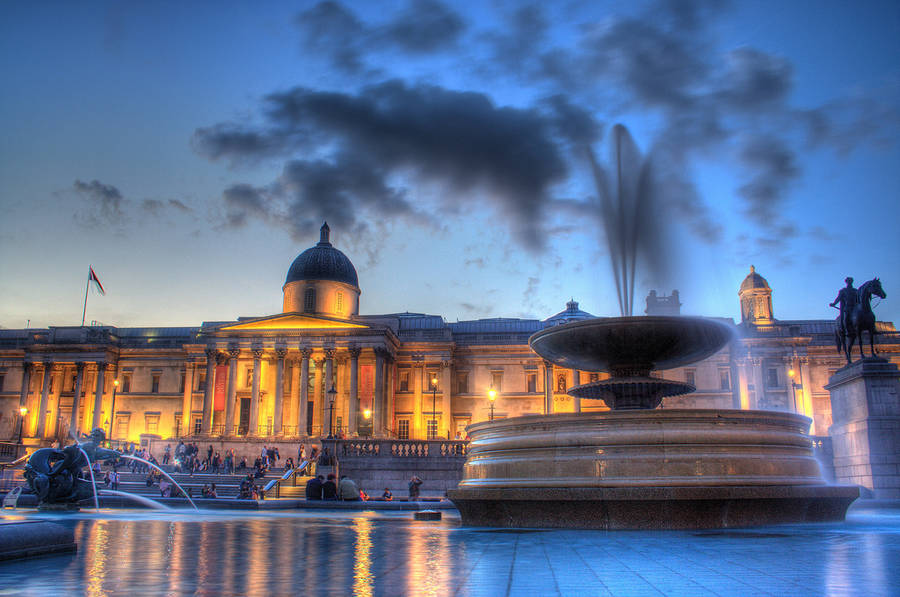 National Gallery a Londres.