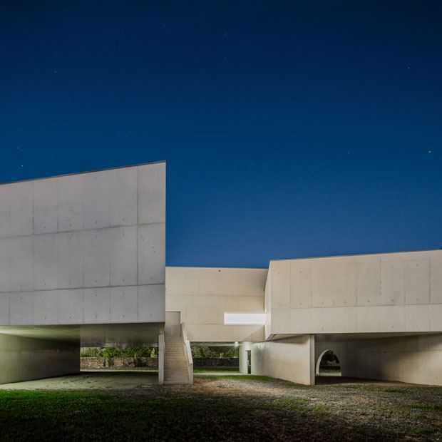 More from Alvaro Siza Vieira Architects: Architecture:?Alvaro Siza Vieira Location:?Chaves, Portugal