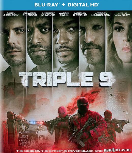 Три девятки / Triple 9 (2016/BDRip/HDRip)