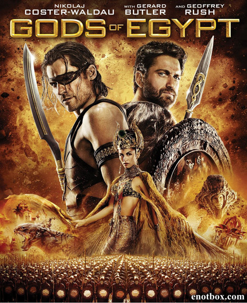 Боги Египта / Gods of Egypt (2016/WEB-DL/WEB-DLRip)