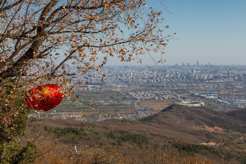 Панорама Пекина, Бадачу