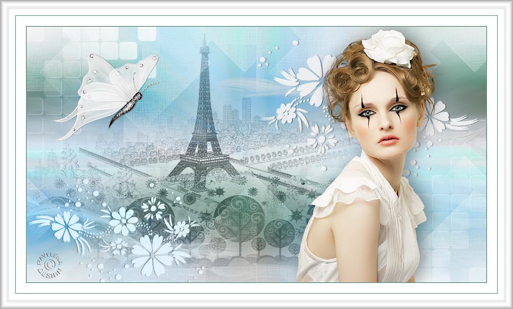 Мне приснился Париж...