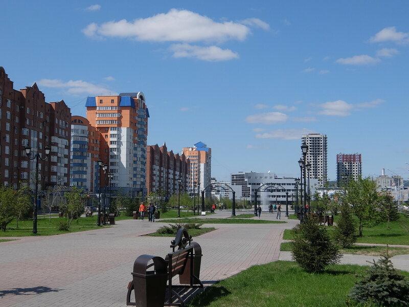 Проспект Ермакова