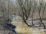 Долина реки Сетунь в Солнцево у улицы Приречная