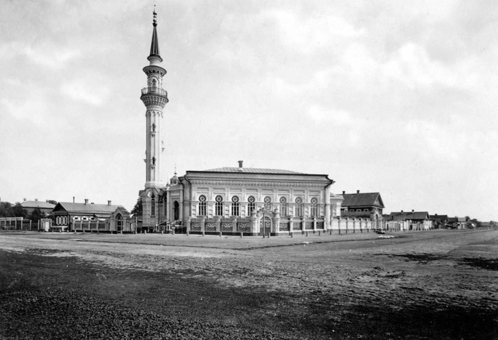 Азимовская мечеть